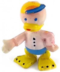 Neffe HEIMO Minifigur (blaue Hose)
