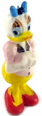 Daisy Duck HEIMO Kleinfigur (gelb)