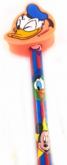 Bleistift mit Radiergummi Donald Duck