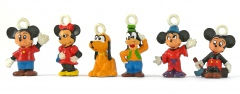 Mickey and Friends 6 Minifigures with Loops