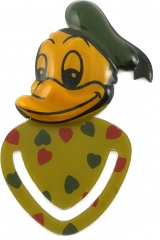 Lesezeichen Donald Duck