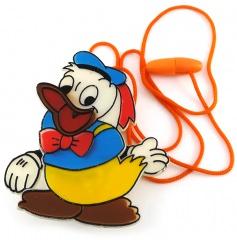 Hampelmann Donald Duck zum Aufziehen