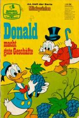 Mickyvision 44: Donald macht gute Geschäfte