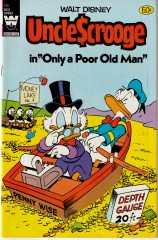 Uncle Scrooge 195 Only a Poor Old Man