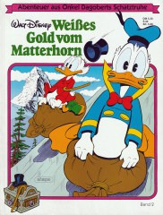 Abenteuer aus Onkel Dagoberts Schatztruhe 2: Weißes Gold vom Matterhorn