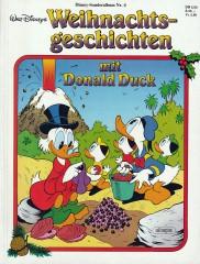 Disney-Sonderalbum 4: Weihnachtsgeschichten mit Donald Duck