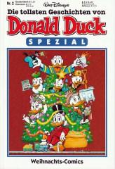 Die Tollsten Geschichten von Donald Duck Spezial 2: Weihnachts-Comics