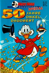 Micky Maus präsentiert 22: SPEZIAL - 50 Jahre Onkel Dagobert