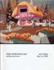 Fine Animation Art & Related Items (Z:1-2)