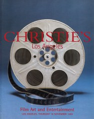 Christies Film Art and Entertainment (near mint NM)