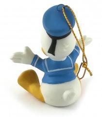 Donald sitzend Weihnachtsbaumhänger 6cm (SCHMID
