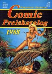 Allgemeiner Deutscher Comic Preiskatalog 1988 (SC)