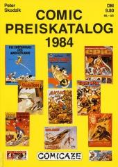 Allgemeiner Deutscher Comic Preiskatalog 1984 (SC)