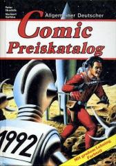 Allgemeiner Deutscher Comic Preiskatalog 1992 (SC)