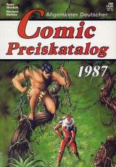 Allgemeiner Deutscher Comic Preiskatalog 1987 (SC)