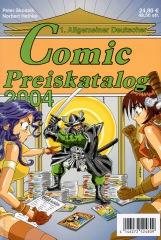 Allgemeiner Deutscher Comic Preiskatalog 2004 (SC)