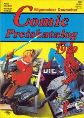 Allgemeiner Deutscher Comic Preiskatalog 1989 (SC)