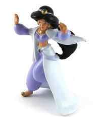 Jasmin im Prinzessinnengewand (MATTEL) Kleinfigur