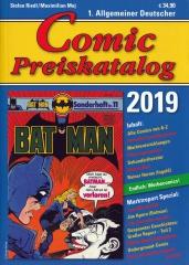 Allgemeiner Deutscher Comic Preiskatalog 2019 (SC)