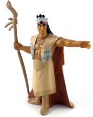 Powhaton, Arm ausgestreckt (MATTEL) Kleinfigur