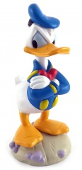 Donald Duck grim, arms crossed (DISNEY STORE 1997) Small Figure
