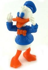 Donald Duck Winzfigur mit beweglichen Gliedern