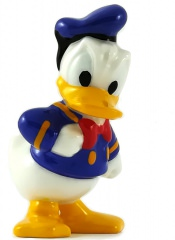 Donald Clenches His Fists (Small Figure)