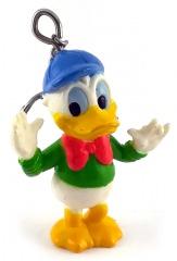Schlüsselring Donald Duck mit Käppi