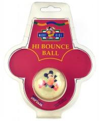 Flummiball mit Micky Maus Figur