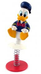 Donald Duck Sprungfigur (rot)