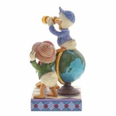 Tick, Trick und Track: Navigierende Neffen Duck Tales