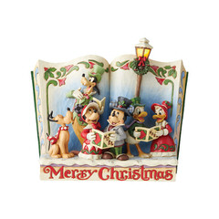 Christmas Carol Storybook: Merry Christmas beleuchtet