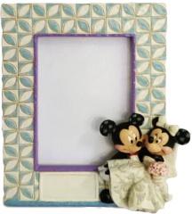Micky & Minni Maus Hochzeits-Bilderrahmen