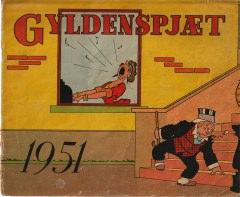 Gyldenspjæt 1951