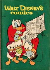 Walt Disneys Comics (No. Series) 205