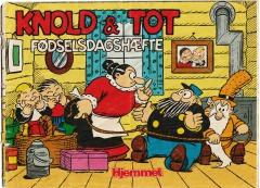 Knold & Tot Fødselsdagshæfte