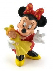 Minni Classic with Puppet BULLY Small Figure