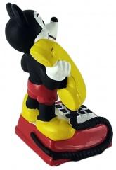 Micky mit Telefon BULLY Kleinfigur
