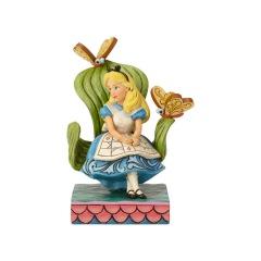 Alice im Wunderland: Merkwürdiger und merkwürdiger (DISNEY TRADITIONS) Figur