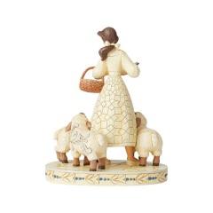 Belle mit Schaf: Bookish Beauty (DISNEY TRADITIONS) Figur