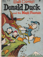 Four Color Comics 339: Donald Duck and the Magic Fountain