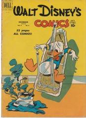 Walt Disneys Comics and Stories 123