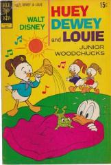 Huey, Dewey and Louie Junior Woodchucks 14