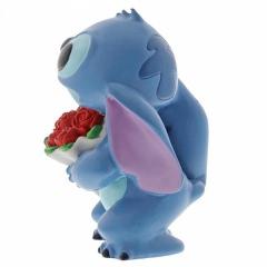 Stitch mit Blumen Figur