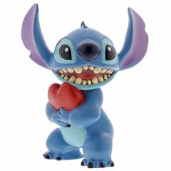 Stitch mit Herz Figur