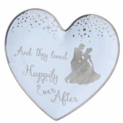 Cinderella Hochzeitsring-Schale