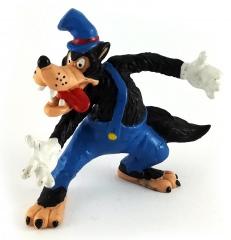 Gro0er Böser Wolf BULLY Kleinfigur