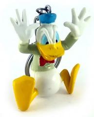 Schlüsselanhänger Donald Duck schreiend