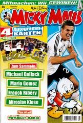 Micky Maus 25/2008 (m. Beilage / Z:1)
