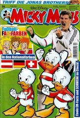 Micky Maus 24/2008 (o. Beilage / Z:1-2)